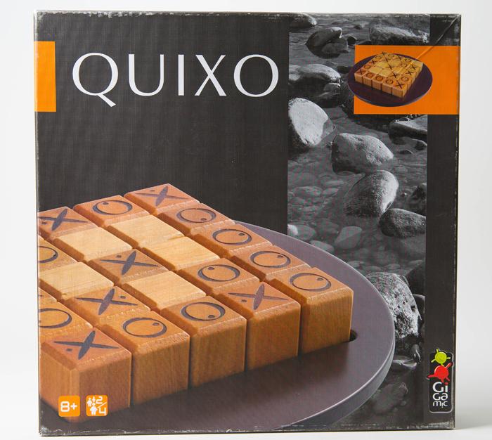 Игра Quixo