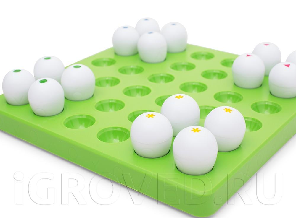 игра для 4 человек - фишки на поле