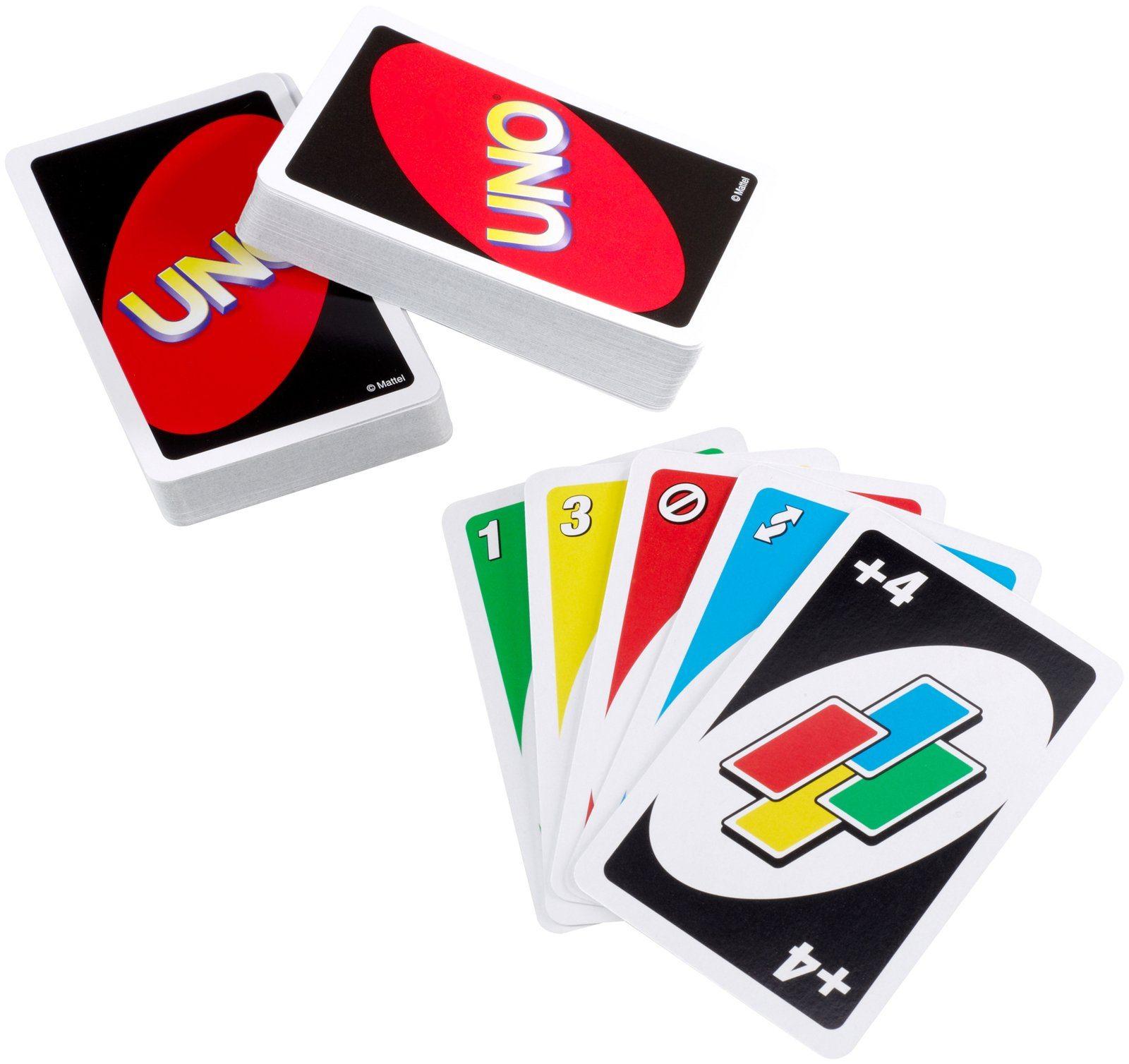 UNO - комплект игры